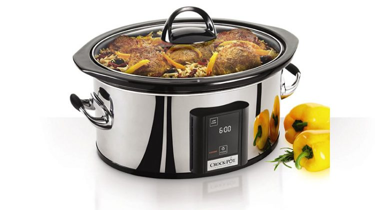 Crock-Pot SCVT650-PS 6-1/2-Quart Programmable Touch Screen Slow Cooker Review